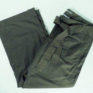 NWT GAP Women's 16 Pants Roll Up Capris